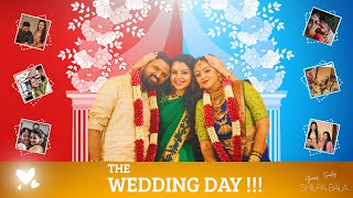 THE WEDDING DAY- SHWETHA AND RAHUL  Yours Truly Shilpa Bala