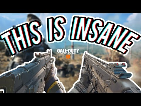 200Hrs Of Editing!!! - Black Ops 4 Gun Sync(Battle Sirens)