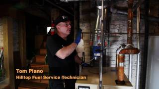 Heating Oil System Cleaning and Tune-Up: What it is and What it Does