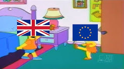 Brexit Summarized by The Simpsons!