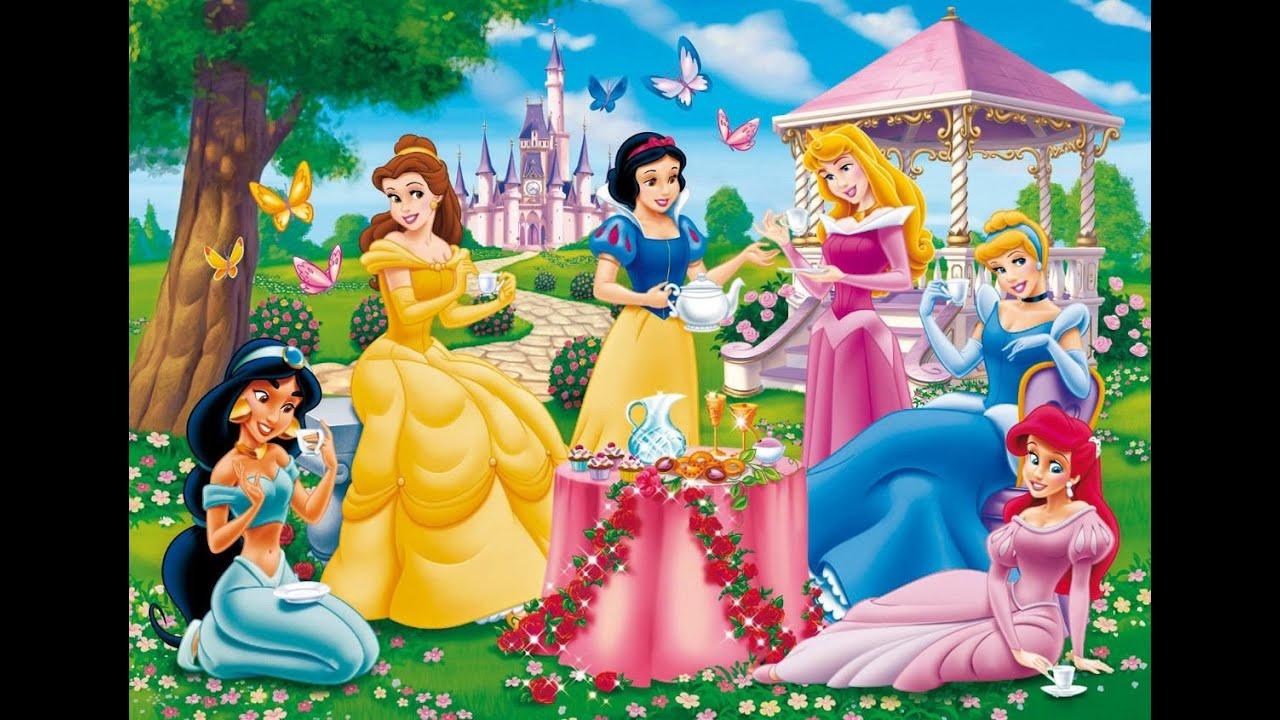 Disney Princesas Novo Desenho 2016 Princesa Ariel Cinderela Bela