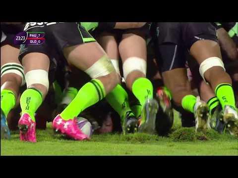 Pau v Gloucester Rugby (P3) - Highlights – 12.10.2017