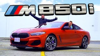 Living With A BMW M850i // Throttle House Review