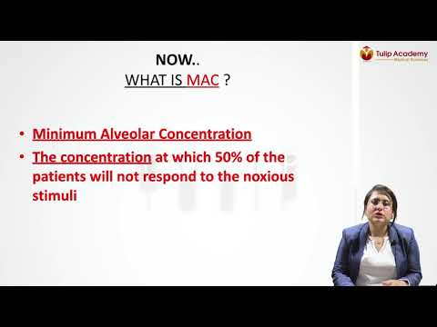 GENERAL PROPERTIES OF INHALATIONAL AGENTS BY DR GEGAL (MBBS MD) ANAESTHESIA