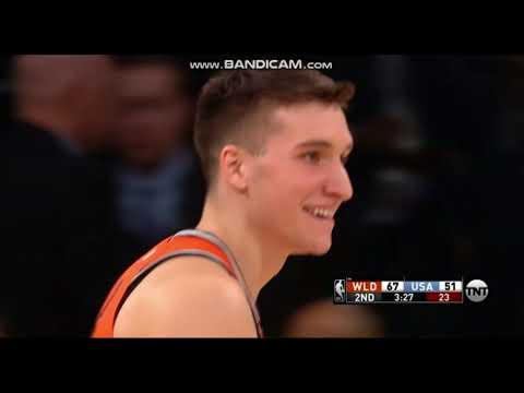 MVP! Bogdan Bogdanovic 26 Points Highlights vs. Team USA - 16/02/2018