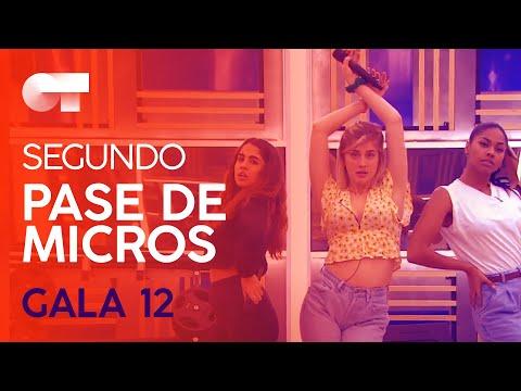 """R.I.P."" - NIA,  SAMANTHA Y ANAJU | SEGUNDO PASE DE MICROS GALA 12 | OT 2020"