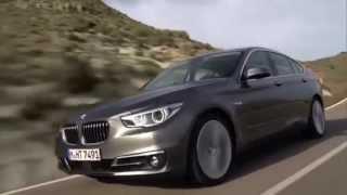 BMW 5 серии 2014  Обзор новых моделей 2014 года