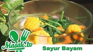 Sayur Bayam | Resep #219