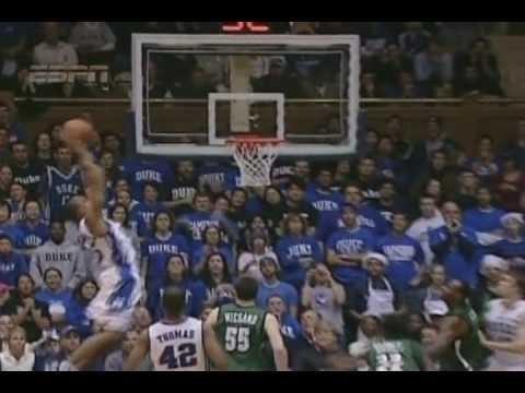 THE Gerald Henderson Duke Basketball Highlight Video