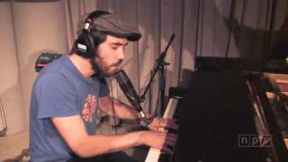 Patrick Watson at WNYC for NPR Music