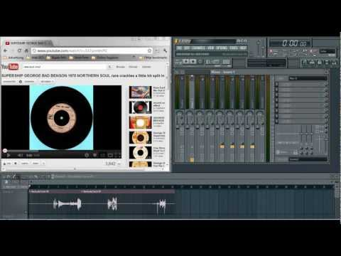 Recording YouTube Audio With FL Studio!!! very easy!