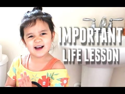 IMPORTANT LIFE LESSON NUMBER ONE! - itsjudyslife thumbnail