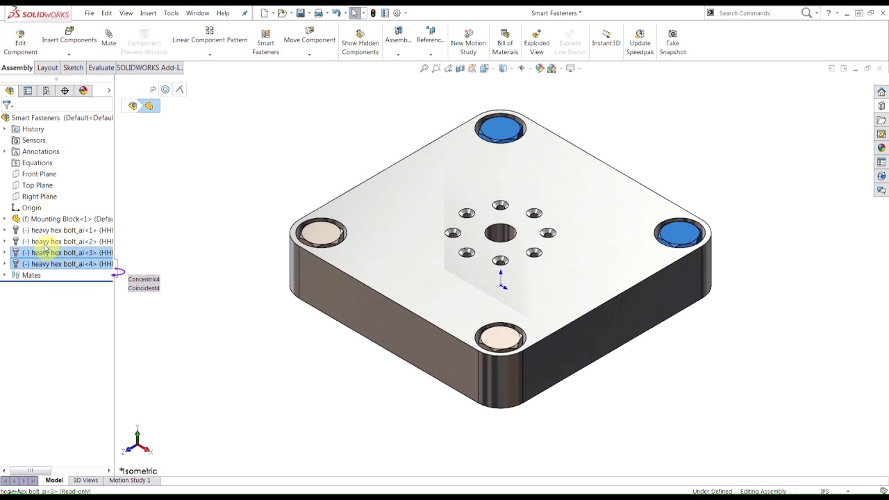 SOLIDWORKS: Toolbox Your One Stop Shop