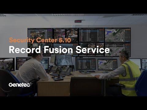 Feature Spotlight : Record Fusion Service