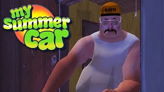 MÓJ PIJANY WUJA - My Summer Car #107