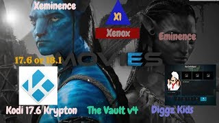 XEMINENCE 3in1 BUILD by DIGGZ