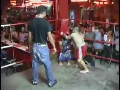 midget muay thai fighters
