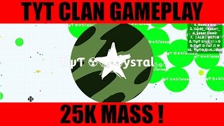 Teamplay with Slater // TYT Clan // 25K Mass