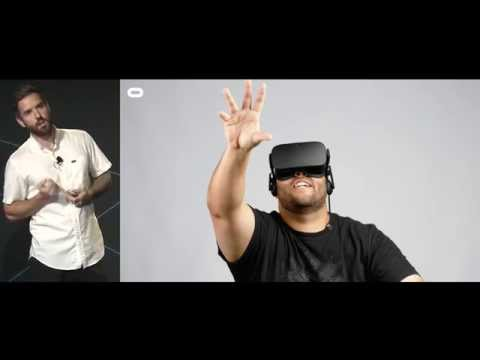Oculus Connect 2: Navigating New Worlds: Designing UI and UX in VR