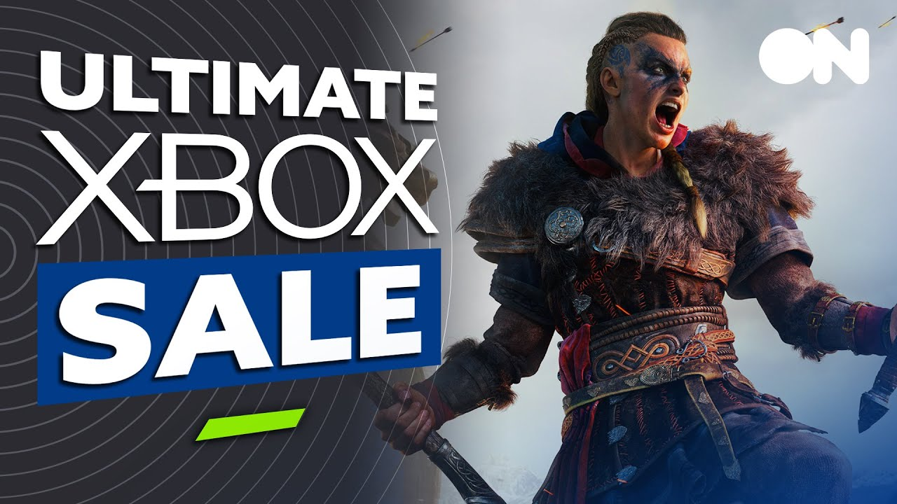Xbox Ultimate Game Sale   Up To 85% OFF The Best Xbox Games   Xbox Deals of the Week