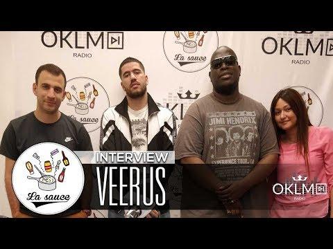 VEERUS - #LaSauce sur OKLM Radio 20/04/18