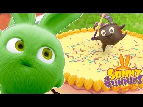 Cartoons for Children | Sunny Bunnies THE SUNNY BUNNIES MAGIC CAKE | Funny Cartoons For Children
