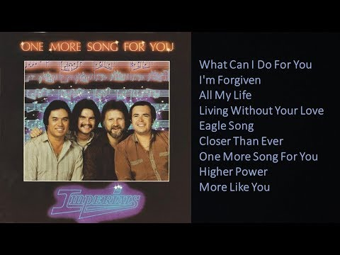 IMPERIALS - One More Song For You 1979 - (Full Album - Álbum completo)