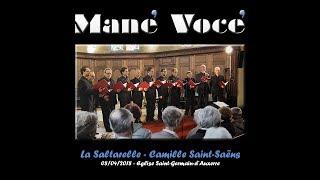 Mane Voce - La Saltarelle - Camille Saint-Saëns