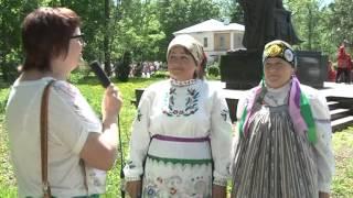 видео «Весенний вальс для Ерлинского парка»