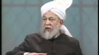 Liqa Ma'al Arab #96 Question/Answer English/Arabic by Hadrat Mirza Tahir Ahmad(rh), Islam Ahmadiyya