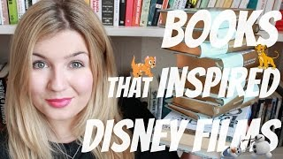 Best Disney Movies Based On Books