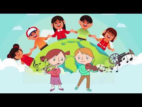 Gotinha De Cor Ze Coqueiro E Seus Amigos Musica Infantil Youtube