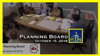 Pembroke Planning Board subdivisions, fences, and street names