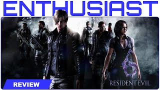 Resident Evil 6 PS4 Review - PlayStation Enthusiast | PSE