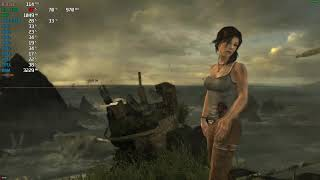 Tomb Raider. FX-8370 + R9 380 4 Gb. Чудові налаштування.