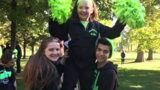 Green Bay Fusion All Stars - Down Syndrome Walk- Green Bay, Wi