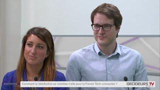 Comment la distribution se mobilise-t-elle pour la French Tech connectée ?