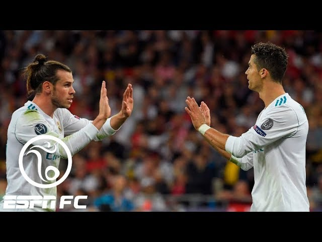 Whose Champions League bicycle kick goal was better: Gareth Bale or Cristiano Ronaldo? | ESPN FC
