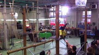 Parcours Acrobatique Joker Productions pour France 5