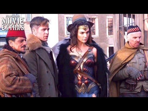 Go Behind the Scenes of Wonder Woman (2017)