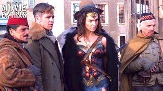 Go Behind the Scenes of Wonder Woman (2017)