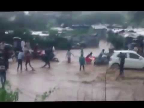 Video of the scenario in a location of Pune!