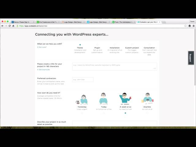 Easily Hire Pre-Screened WordPress Experts For Your Next Project
