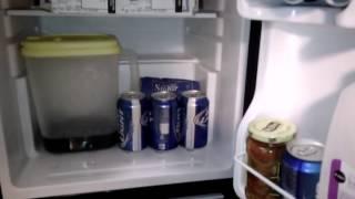 Vissani 4.5 cubic ft. mini fridge quick review