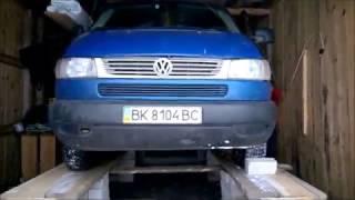 Volkswagen T4! Garajda Estacada, old, ishlab chiqarish, tekshirish!