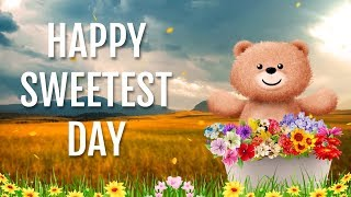 Happy Sweetest Day wishes, greetings, ecards, message, quote, for friend