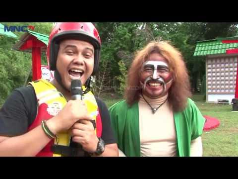 Ini Dia Serunya Nyobain Tantangan di Takeshi's Castle Indonesia #VLOG1 - Part 3