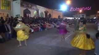 Festividad Virgen de Copacabana 2015 (Poderosa y Unica Morenada Central 2 de Mayo)