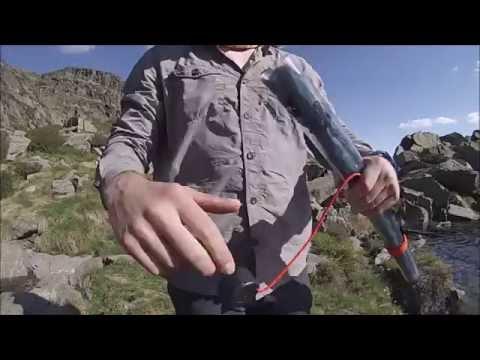 Pêche à la mouche en étang de montagne (Médécourbe)