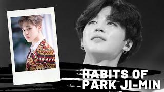 PARK JIMINന്റെ ശീലങ്ങൾ,HABITS OF JIMIN BTS MALAYALAM